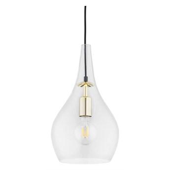 Lampa wisząca Santana szklana E27 Prezent