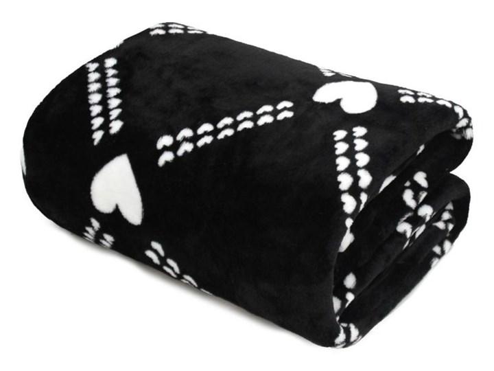 Pled CUPID czarny 150 x 200 cm