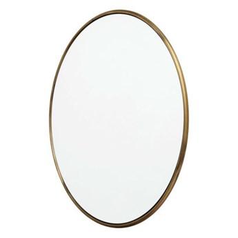 Muubs - Okrągłe lustro Copenhagen XL