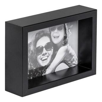 Ramka na zdjęcia Box 10 x 15 cm czarna