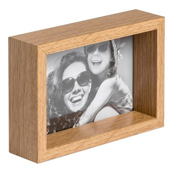 Ramka na zdjęcia Box 10 x 15 cm efekt dębu