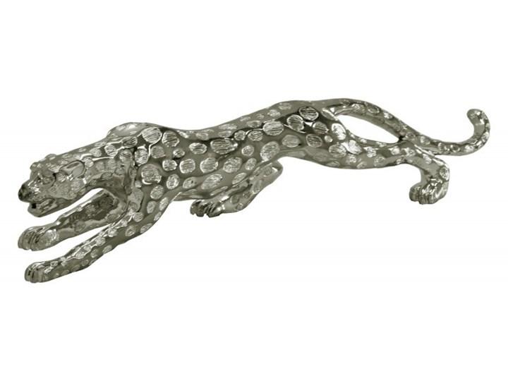 Srebrna figurka Gepard 54x12x15cm
