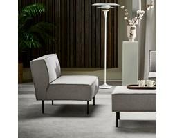 Fotel COPENHAGEN, tkanina, beżowy