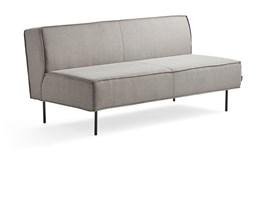Sofa COPENHAGEN, 2 miejsca, tkanina, beżowy