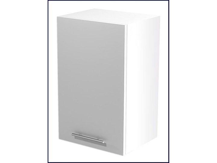 Kuchenna szafka górna Limo 23X - biały połysk Kategoria Szafki kuchenne Szafka wisząca Płyta MDF Kolor Szary