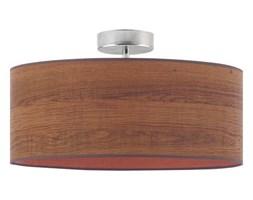Lampa przysufitowa do kuchni WENECJA ECO fi - 40 cm - kolor kasztanowy
