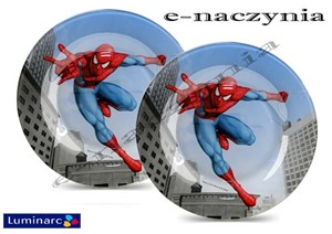 Talerz deserowy 19cm Disney SPIDERMAN