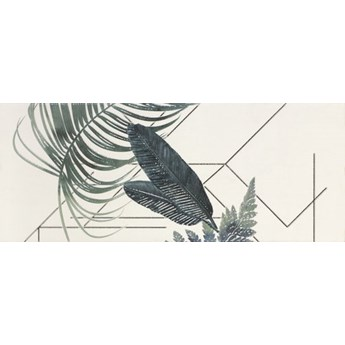 Arts Decor  Aka I White 20x50 płytka dekoracyjna