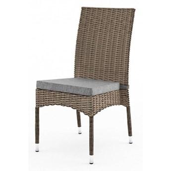 Krzesło ogrodowe STRATO royal piaskowe