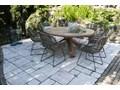 Meble ogrodowe BORDEAUX II Stoły z krzesłami Drewno Kategoria Zestawy mebli ogrodowych