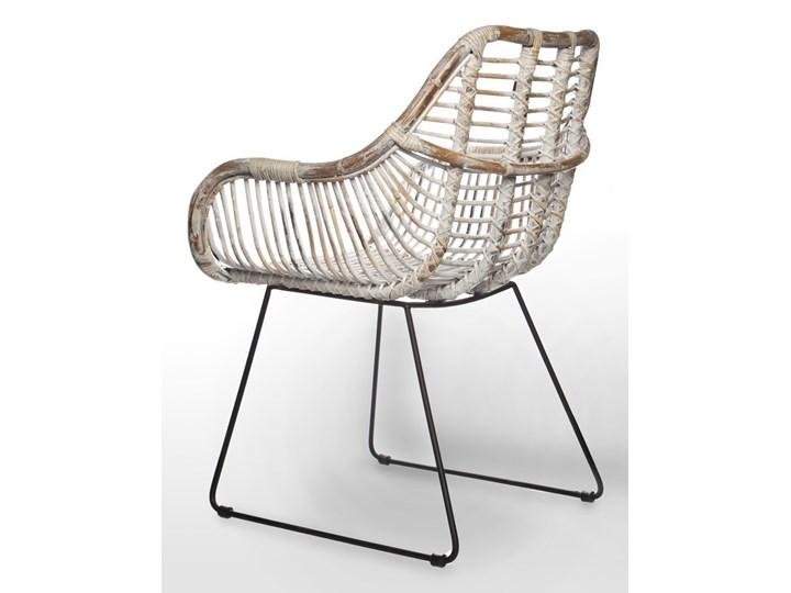 Meble ogrodowe LYON III Drewno Stoły z krzesłami Styl Vintage