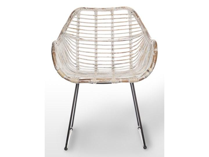Meble ogrodowe LYON III Zawartość zestawu Fotele Drewno Stoły z krzesłami Kolor Brązowy