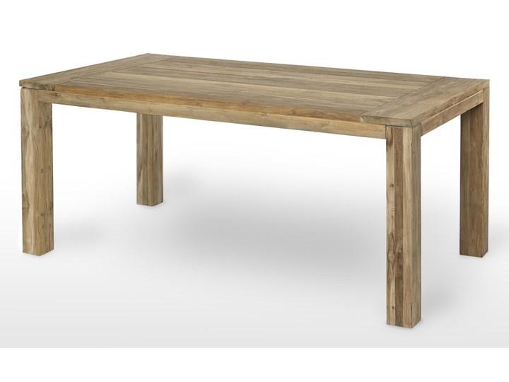 Meble ogrodowe NIMES IV Drewno Rattan Aluminium Stoły z krzesłami Technorattan Zawartość zestawu Krzesła