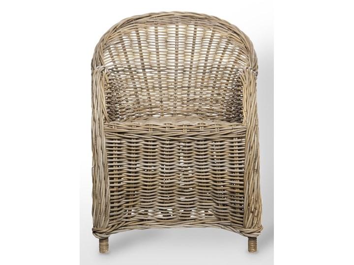 Meble ogrodowe NIMES IV Technorattan Stoły z krzesłami Aluminium Rattan Zawartość zestawu Stół Drewno Zawartość zestawu Krzesła