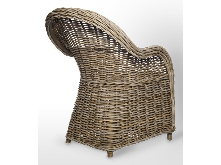 Meble ogrodowe NIMES IV Technorattan Stoły z krzesłami Aluminium Drewno Rattan Styl Rustykalny