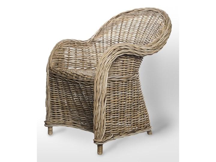 Meble ogrodowe NIMES IV Aluminium Rattan Technorattan Drewno Stoły z krzesłami Zawartość zestawu Stół