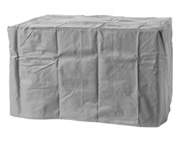 Palenisko gazowe prostokątne 114 x 87 x 55 cm