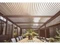 Zadaszenie tarasowe MARANZA 720cm grey Markiza balkonowa