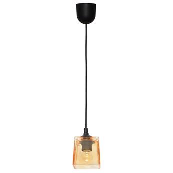 Lampa klosz SANTOS W-KM 8012/1 BK+GO