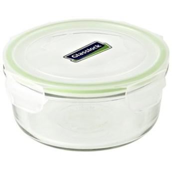 Pojemnik szklany GLASSLOCK MCCB-095 0.92 L Zielony