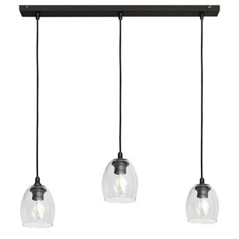 Lampa BRILLANT na listwie W-L 8014/3 BK+TR
