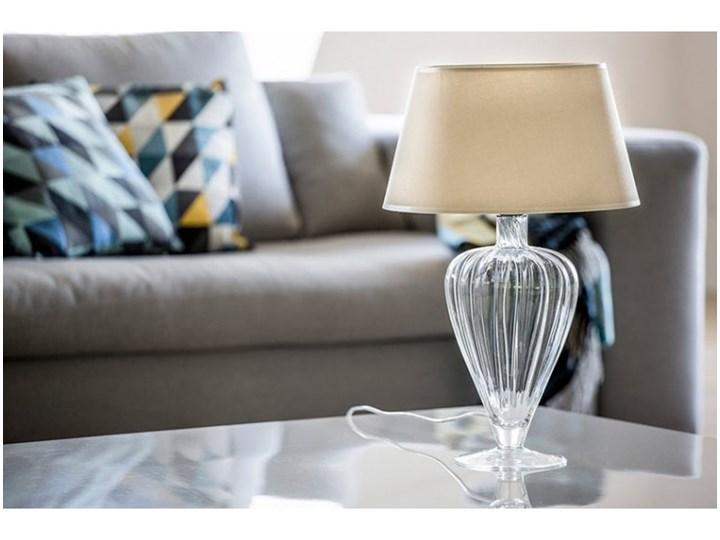 Lampa stołowa BRISTOL L046051222 4concepts L046051222 Kategoria Lampy stołowe Wysokość 49 cm Lampa z kloszem Styl Nowoczesny