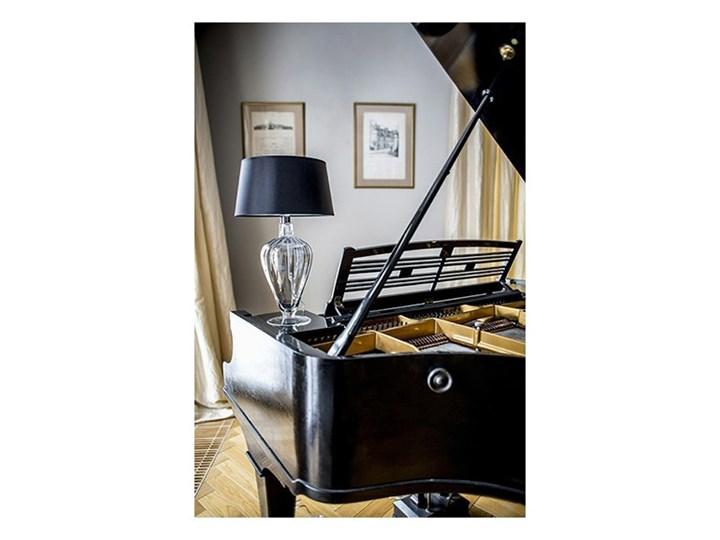 Lampa stołowa BRISTOL L046051222 4concepts L046051222 Lampa z kloszem Wysokość 49 cm Kategoria Lampy stołowe