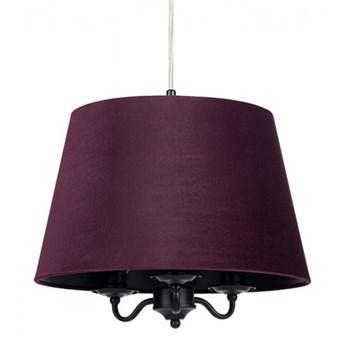 Lampa wisząca JAMIE 3L Black/Purple 107532 Markslöjd 107532