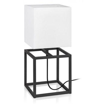 Lampa stołowa CUBE 1L 45 cm Czarny/Biały 107306 Markslöjd 107306