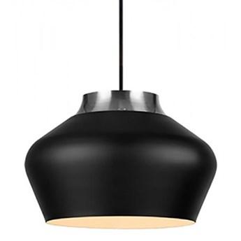 Lampa wisząca KOM 31cm 1L Czarny/Stal 107378 Markslöjd 107378