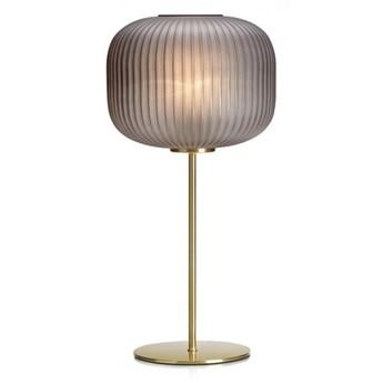Lampa stołowa SOBER Mosiądz/Szary 107820 Markslöjd 107820