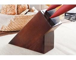 Blok z drewna bukowego CIEMNY BRĄZ