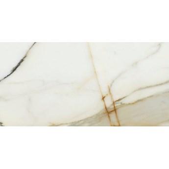Calacatta Borghini Pol. 30x60 płytka imitująca marmur połysk