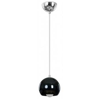 BALL 1 BLACK 400/1 wisząca kula czarna super efekt