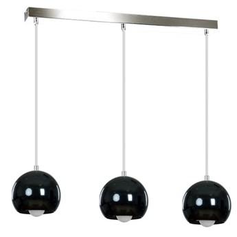 BALL 3 BLACK 400/3 wiszące kule czarne super efekt