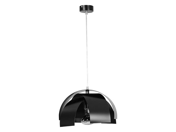 DINO 1 BLACK 287/1 nowoczesny zwis metal malowany proszkowo możliwość regulacji Lampa LED Kolor Czarny Ilość źródeł światła 1 źródło