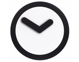 NeXtime Anytime - Zegar ścienny - Focus - czarny