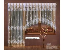 Firana sznurkowa makaron Rubi A641 150x245 biały Wisan_DARMOWA-DOSTAWA_od_999_zł