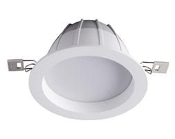 Italux Ricardo wpust LED  ciepła 16W TH030360 16W 1280LM 3000K S.WH.