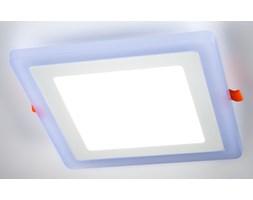 Auhilon QUATRO 6W wpust LED  ciepła 9W YP005SB-6W