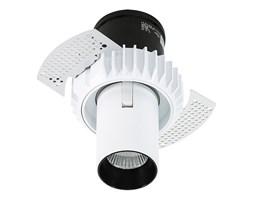 Italux Gemma Trimless 3000K wpust LED  ciepła 12W SL74066/12W 3000K WH+BL