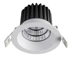 Italux Tengo wpust LED  ciepła 9W TS01112 9W 990LM 3000K S.WH