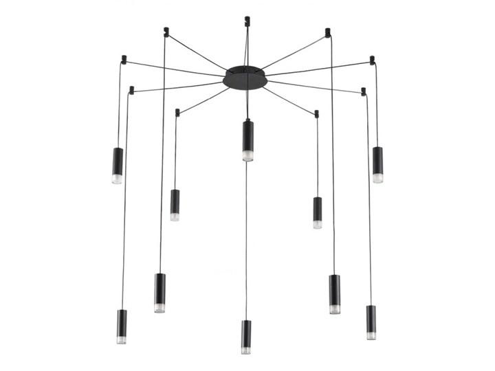 Lampa sufitowa do wysokiego pomieszczenia AZzardo ZIKO 6 pająk AZ3410 AZ2680