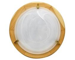 Lampa sufitowa szklana do przedpokoju brązowa Candellux DUNA 13-64052