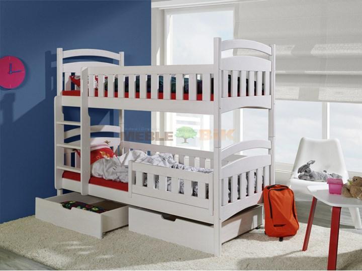 łóżko Piętrowe 2 Osobowe Dominik Ii