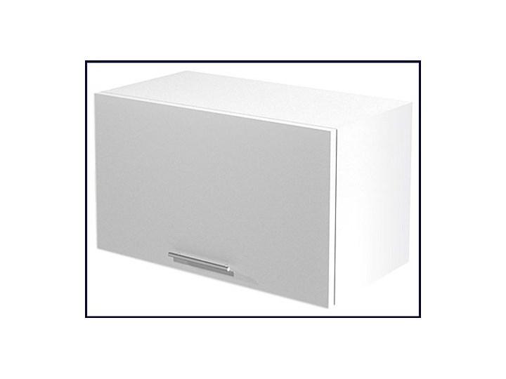 Kuchenna szafka górna okapowa Limo 29X - biały połysk Płyta MDF Szafka wisząca Kategoria Szafki kuchenne