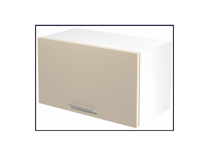 Kuchenna szafka górna okapowa Limo 29X - jasny beż połysk Kategoria Szafki kuchenne Płyta MDF Szafka wisząca Kolor Beżowy