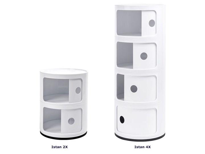 Nowoczesna szafka Istan  4X Styl Minimalistyczny Kategoria Szafki i regały
