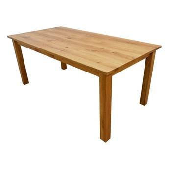 Stół dębowy Natur 140 + 2x40cm Soolido Meble
