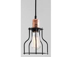 Lampa wisząca industrialna Customform WORKER WIDE - czarny